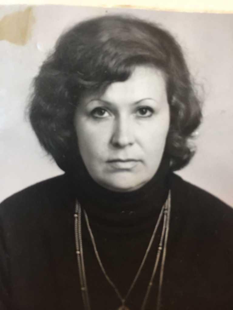 Ямскова Виктория Петровна